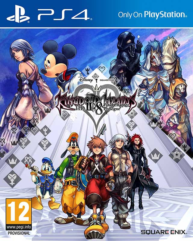 Kingdom Hearts HD 2.8: Final Chapter Prologue PS4