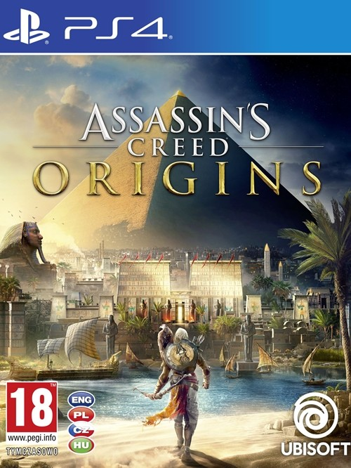 Assassins Creed Origins PS4 (CZ)