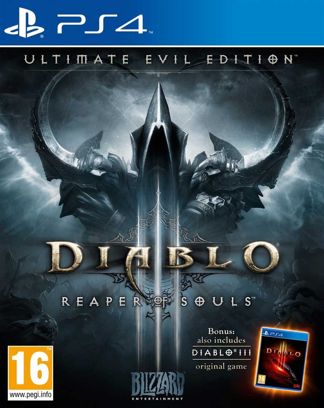 Diablo 3 Reaper of Souls Ultimate Evil Edition PS4