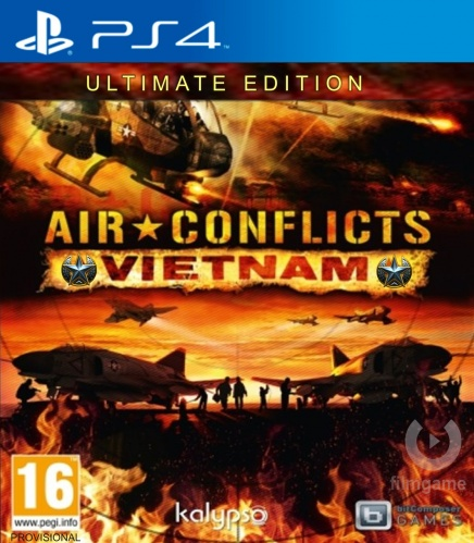 Air Conflicts: Vietnam PS4