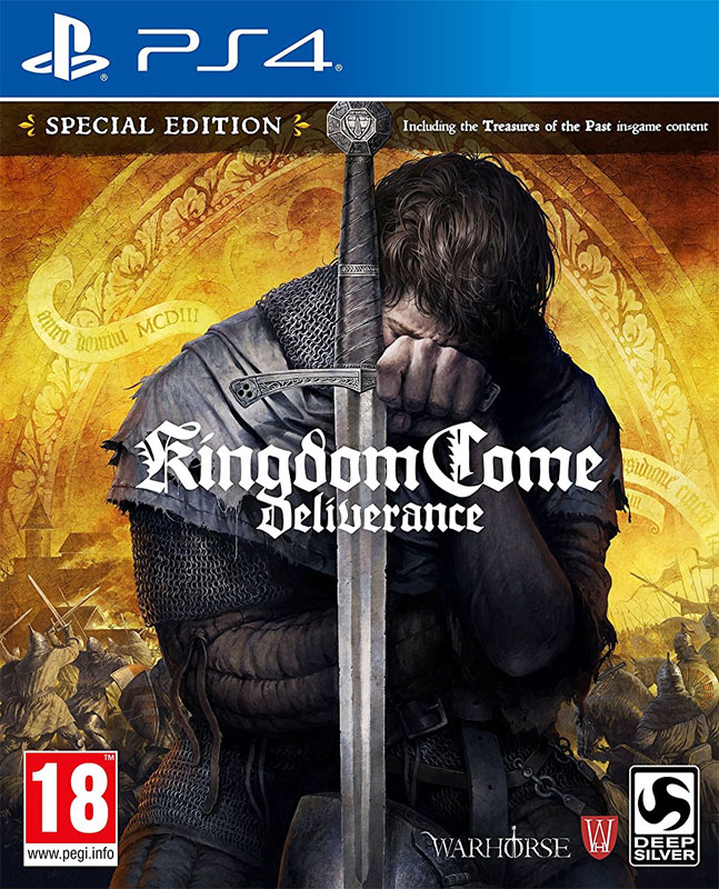 Kingdom Come Deliverance PS4 (CZ)