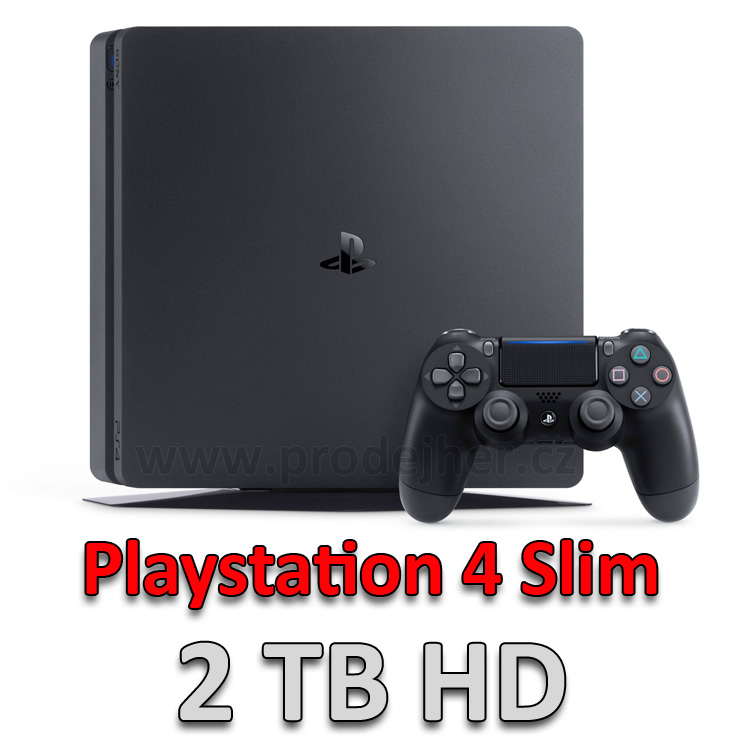 Playstation 4 Slim 2TB