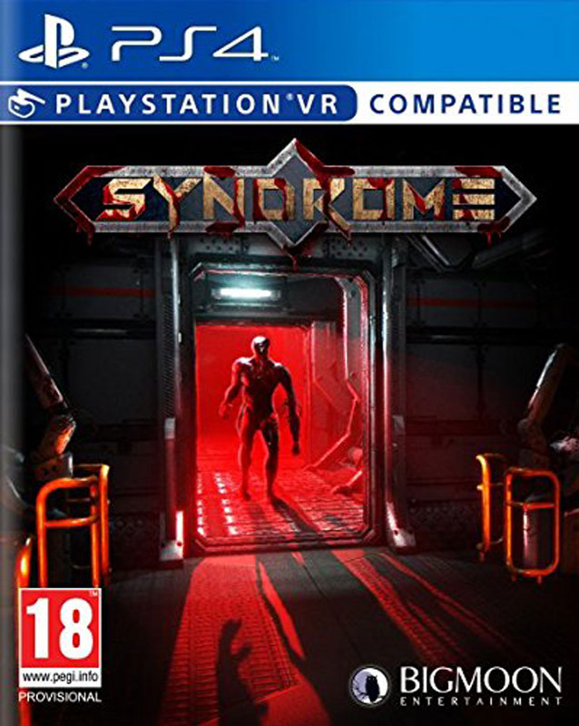 Syndrome VR PS4 - podporuje Playstation VR