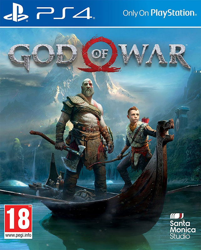 God of War PS4 (CZ)