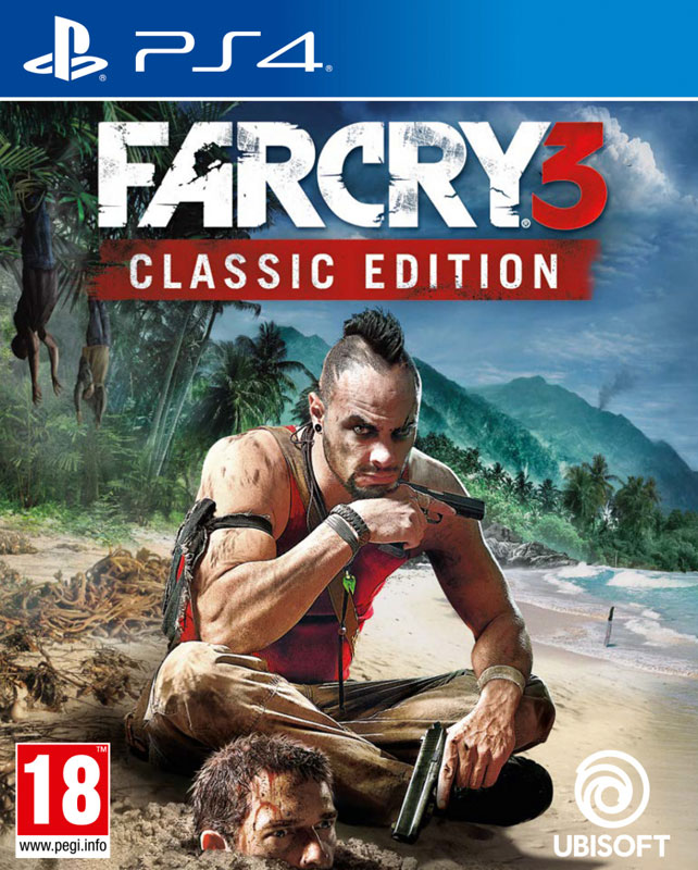 Far Cry 3 Classic Collection HD PS4