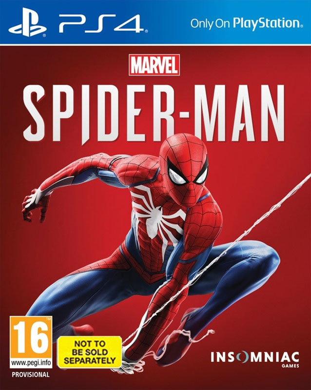 Spiderman PS4 CZ
