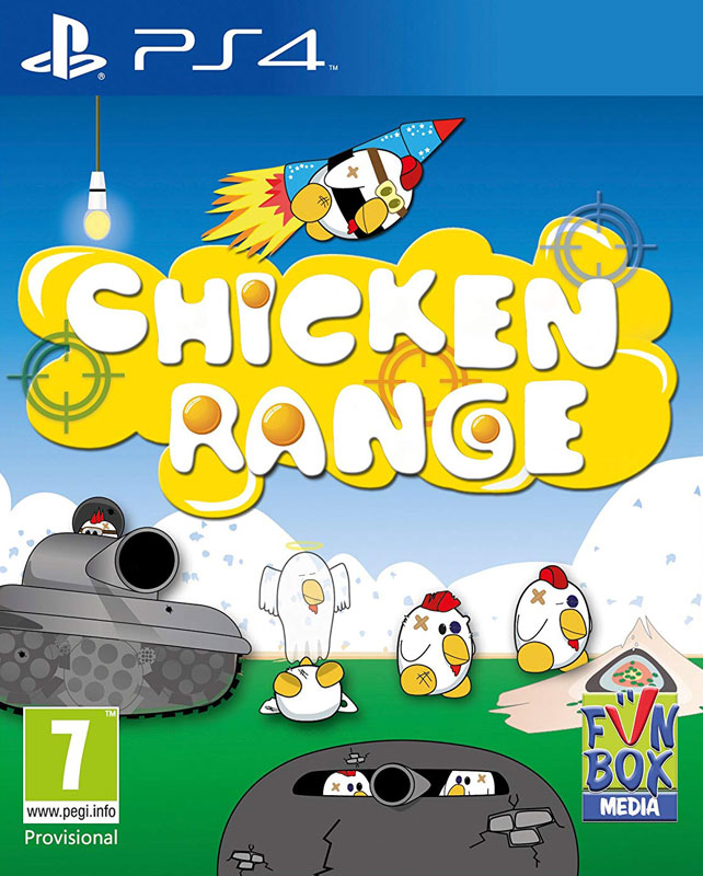 Chicken Range PS4