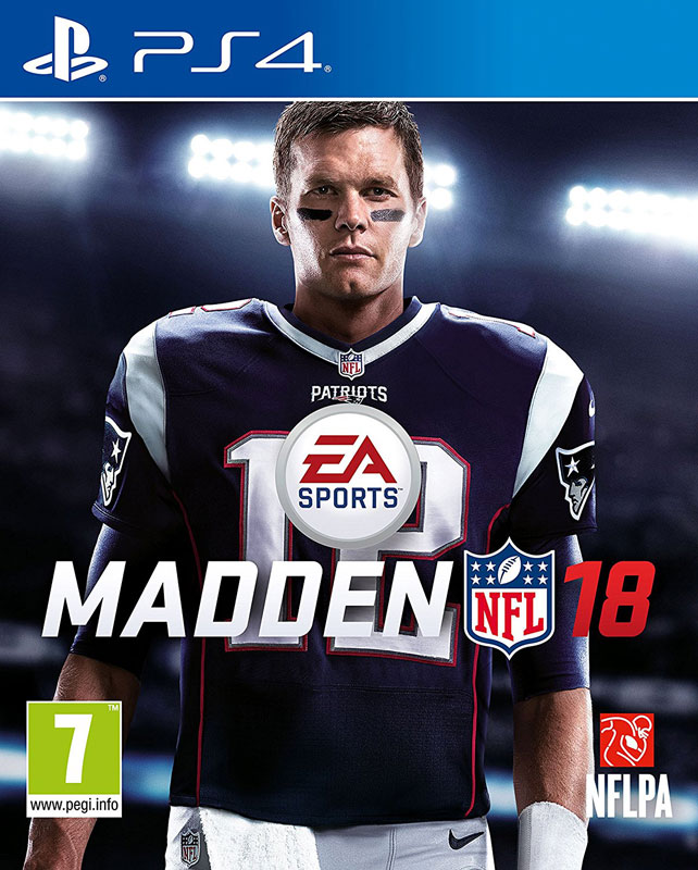 Madden NFL 18 PS4