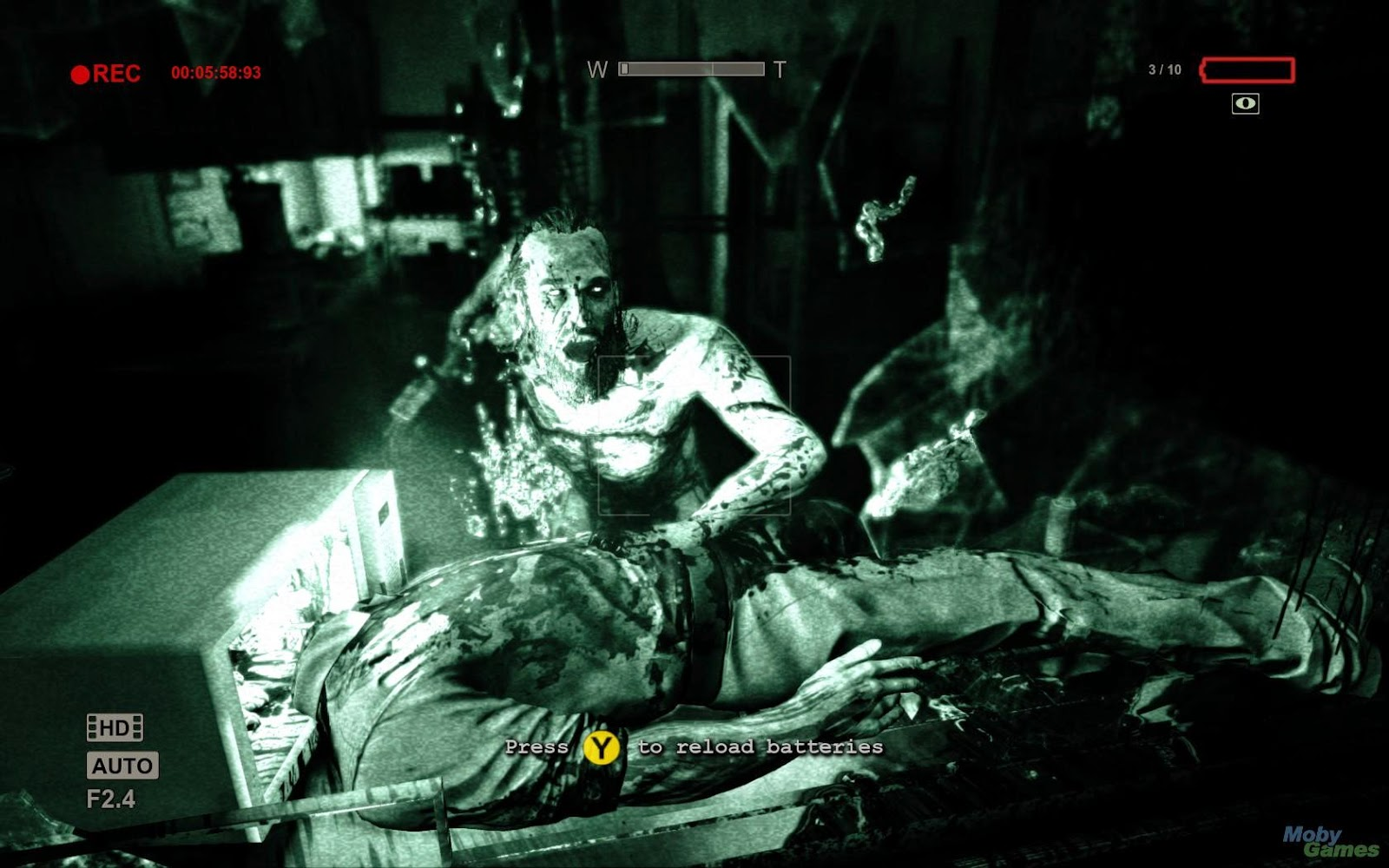 Ps4 Hry Akn A Dobrodrun Outlast Trinity Detailn