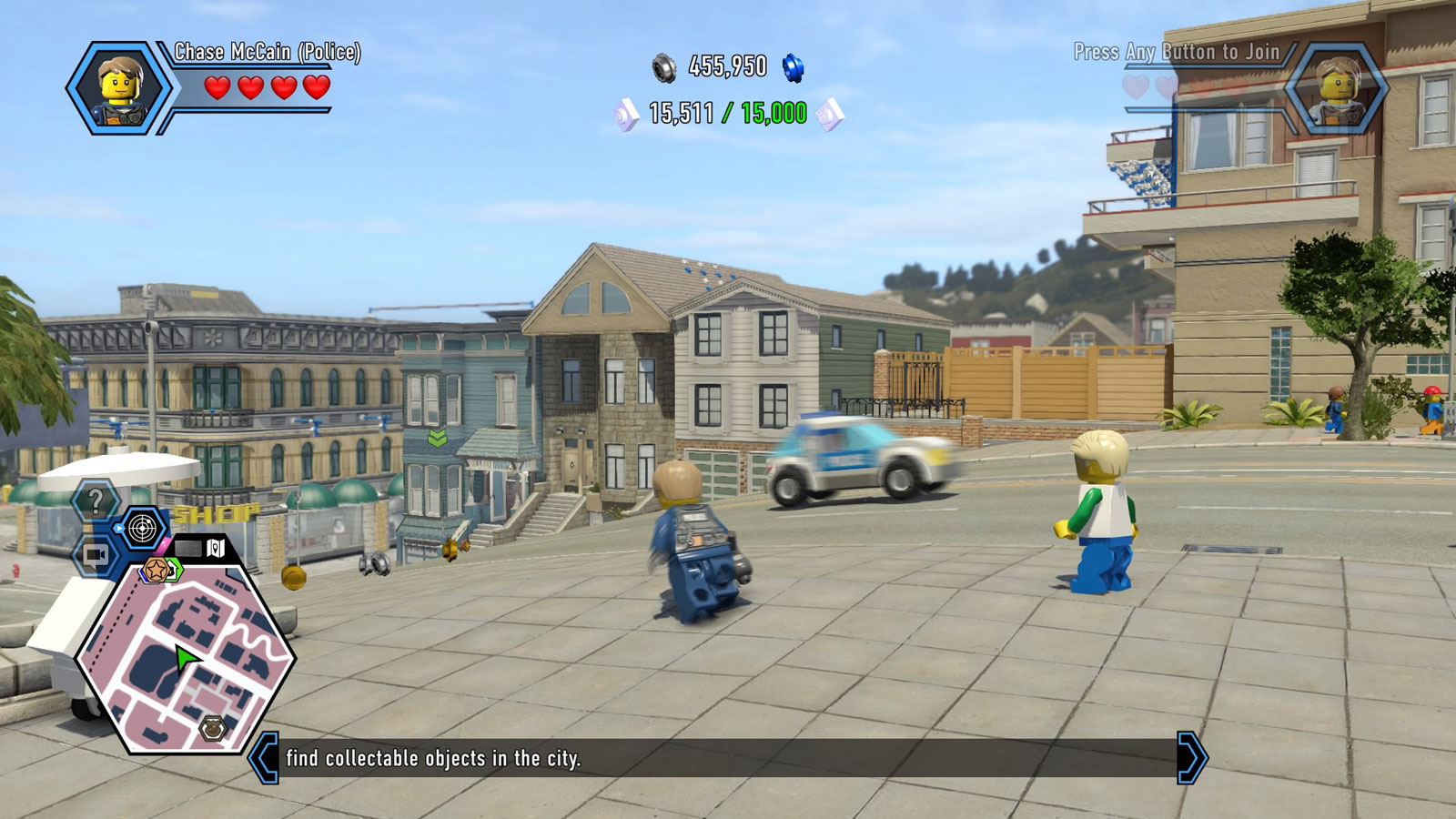 lego city undercover hra zdarma