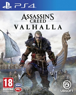 Assassins Creed Valhalla PS4