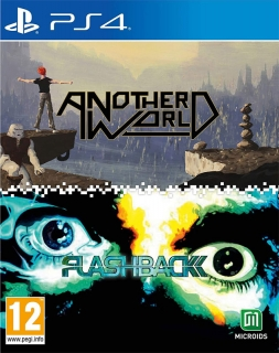 Another World + Flashback (2 hry na PS4)