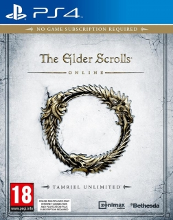 The Elder Scrolls Online: Tamriel Unlimited PS4