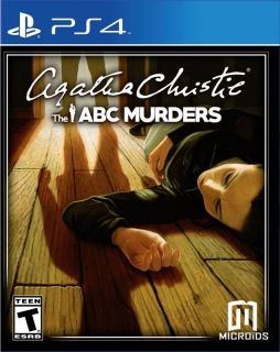 Agatha Christie The ABC Murders PS4
