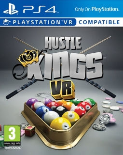 Hustle Kings VR PS4 - vyžaduje Playstation VR