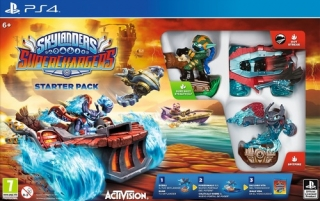 Skylanders: SuperChargers Starter Pack PS4