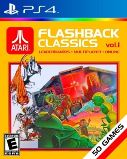 Atari Flashback Classics vol 1 PS4