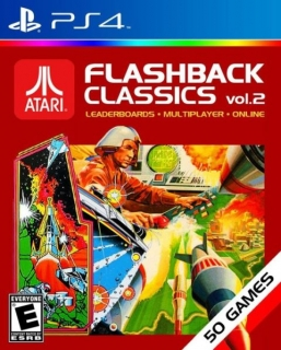 Atari Flashback Classics vol 2 PS4