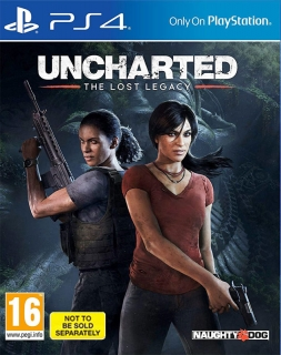 Uncharted The Lost Legacy PS4 (CZ verze)