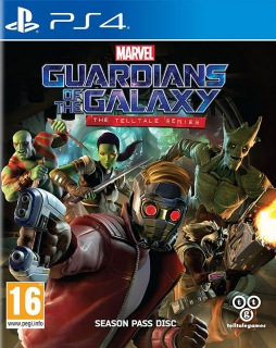 Guardians of the Galaxy: The Telltale Series PS4