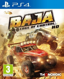 Baja: Edge of Control HD PS4