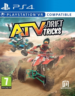 ATV Drift and Tricks PS4