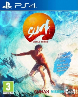 Surf World Series PS4