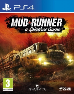 Spintires: MudRunner PS4