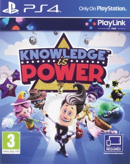 Knowledge is Power PS4 CZ