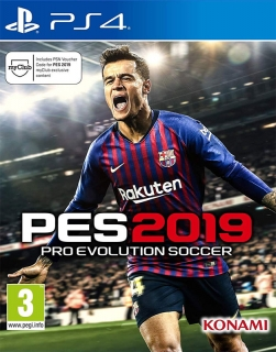 Pro Evolution Soccer 2019 PS4