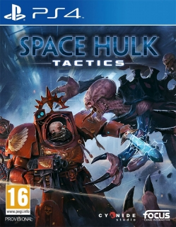 Space Hulk Tactics PS4