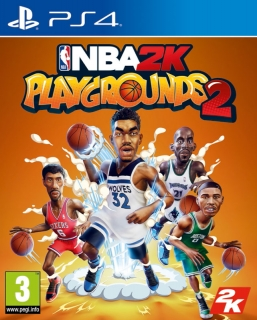 NBA Playgrounds 2 PS4
