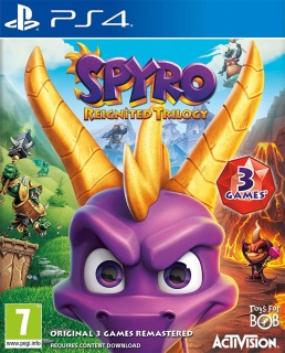 Spyro Trilogy PS4
