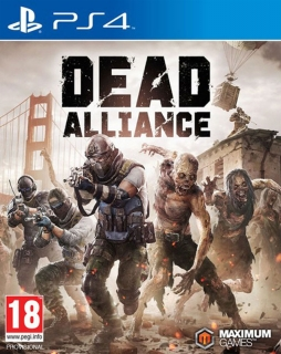 Dead Alliance PS4