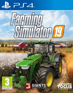 Farming Simulator 19 PS4 CZ