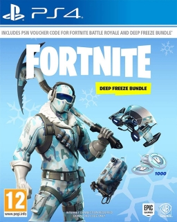 Fortnite Deep Freeze Bundle PS4