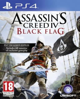 Assassins Creed 4 PS4 (CZ)