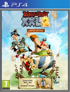 Asterix and Obelix XXL 2 PS4
