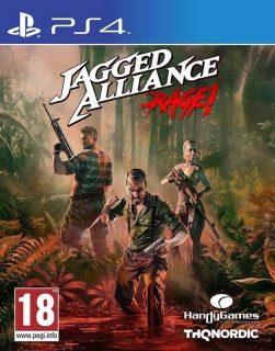 Jagged Alliance Rage PS4