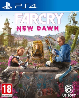 Far Cry New Dawn PS4 CZ