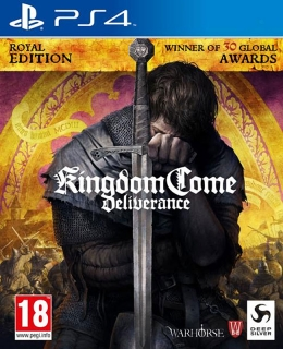 Kingdom Come: Deliverance - Royal Edition PS4 (CZ)