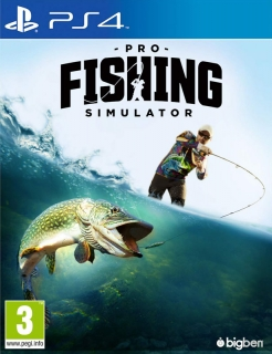 Pro Fishing Simulator PS4