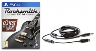 Rocksmith 2014 PS4 + kabel