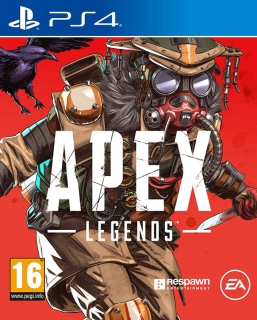 Apex Legends Bloodhound Edition PS4