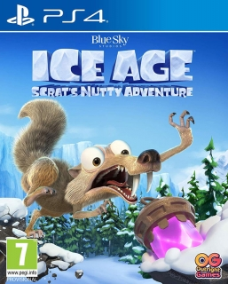Ice Age: Scrat's Nutty Adventure PS4