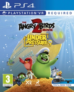 Angry Birds 2 Movie Under Pressure VR PS4 - vyžaduje Playstation VR