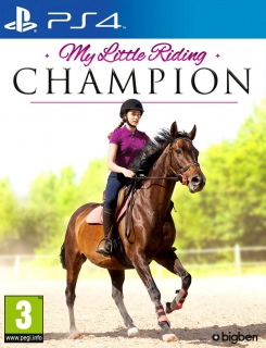 My Little Riding Champion PS4
