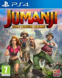 Jumanji: The Video Game PS4