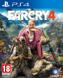 Far Cry 4 PS4 (CZ)