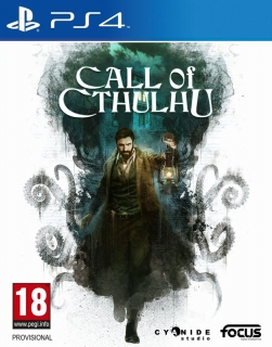 Call of Cthulhu PS4 CZ